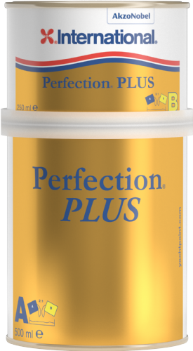 Perfection Plus Two-Part Polyurethane Varnish  750ml